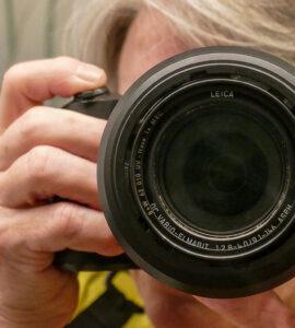 Through the Lens Photo